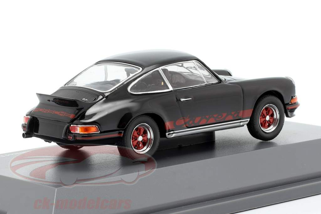 Porsche 911 Carrera 2.7 RS year 1973 black 1:43 Schuco
