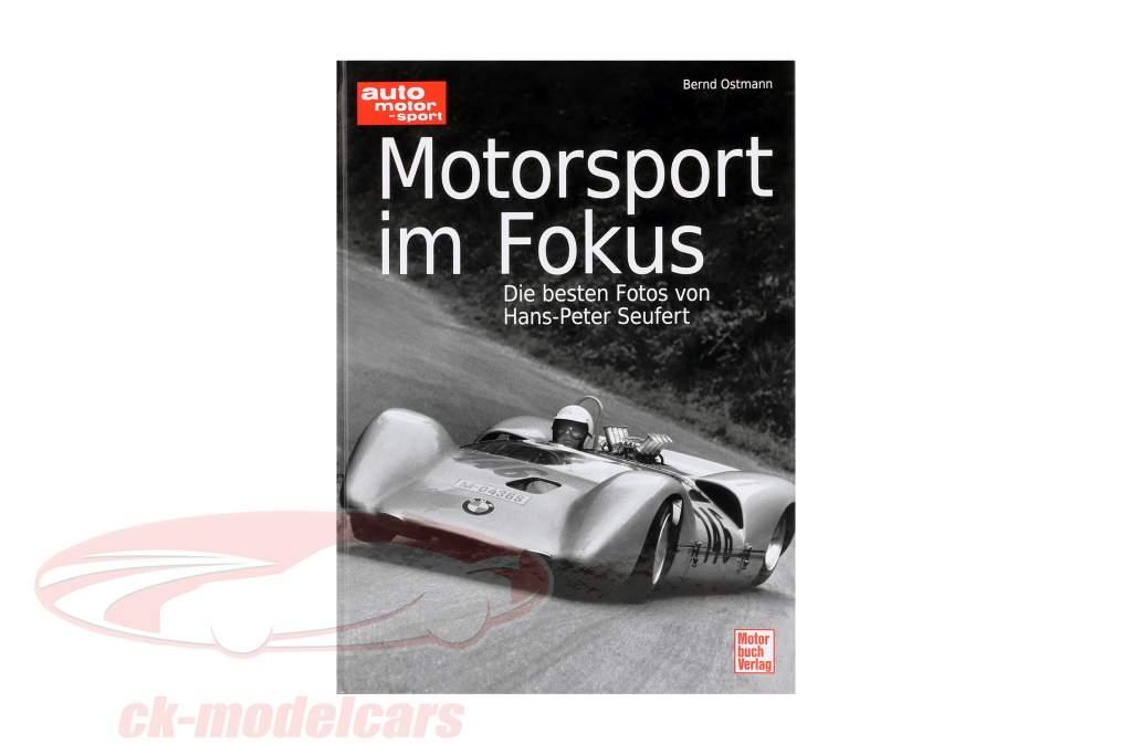 Book: Motorsport in the focus / by Bernd Ostmann