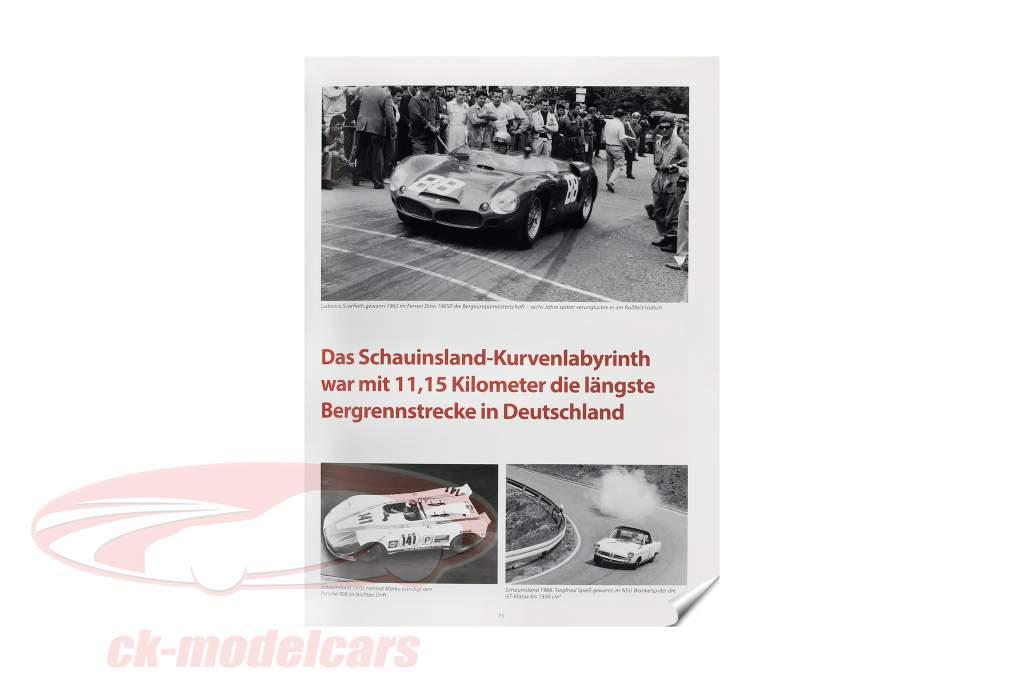 libro: Motorsport en el foco / por Bernd Ostmann