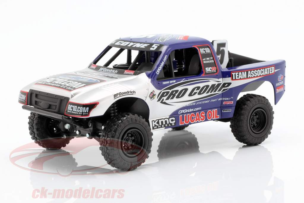 Ford F-150 Pro-Comp Off-Road Truck #5 Travis Coyne 1:24 NewRay
