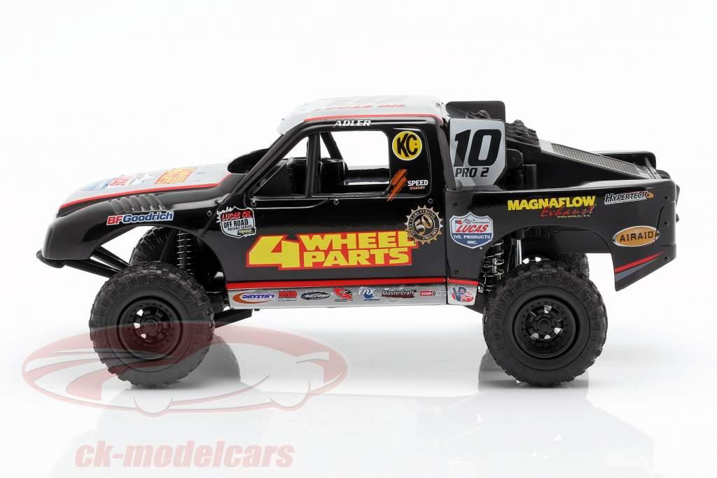 Ford F-150 4 Wheel Parts Off-Road Truck #10 Greg Adler 1:24 NewRay