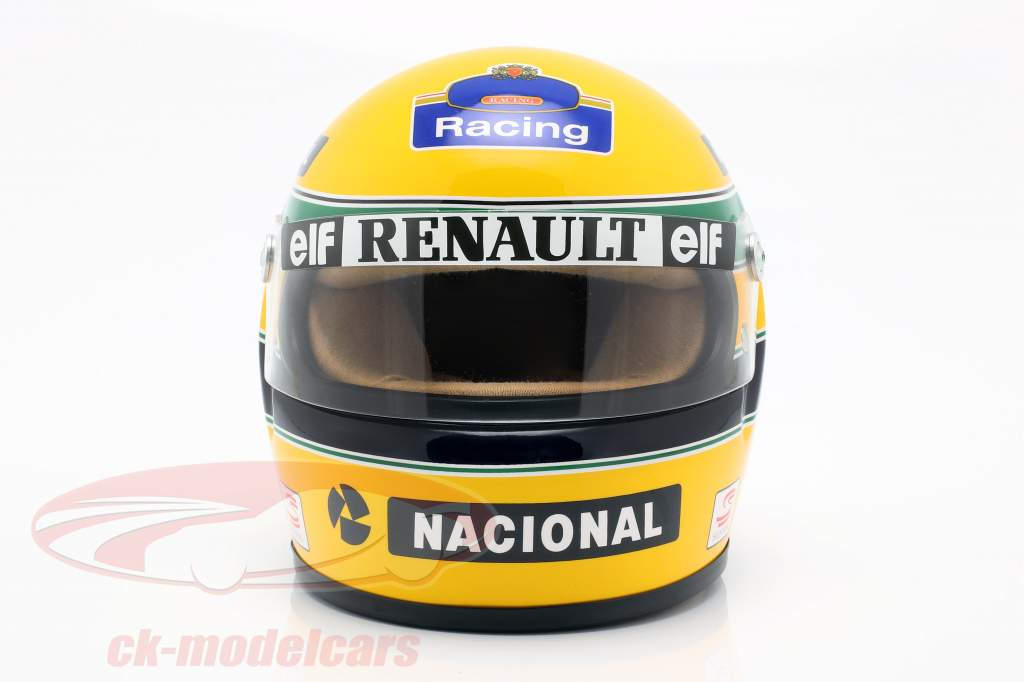 Ayrton Senna Williams FW16 #2 formula 1 1994 helmet 1:2