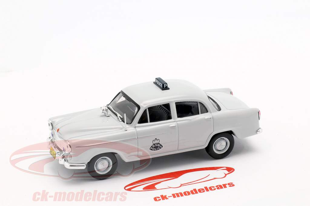Holden FE NSW Police luce grigio in bolla 1:43 Altaya