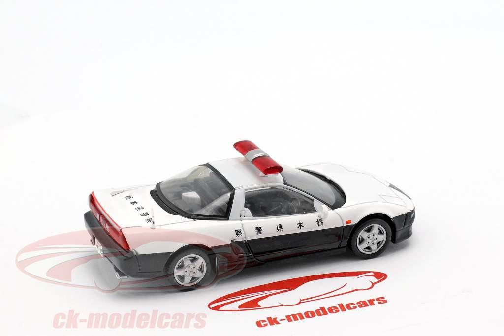 Honda NSX Police white / black in Blister 1:43 Altaya