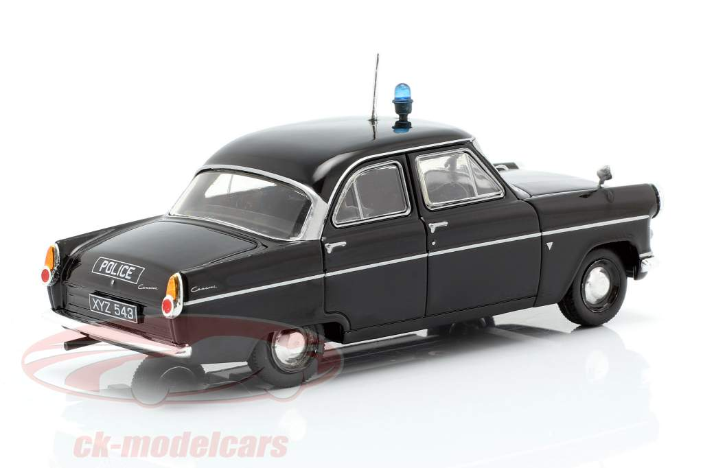 Ford Consul MK II police black in Blister 1:43 Altaya