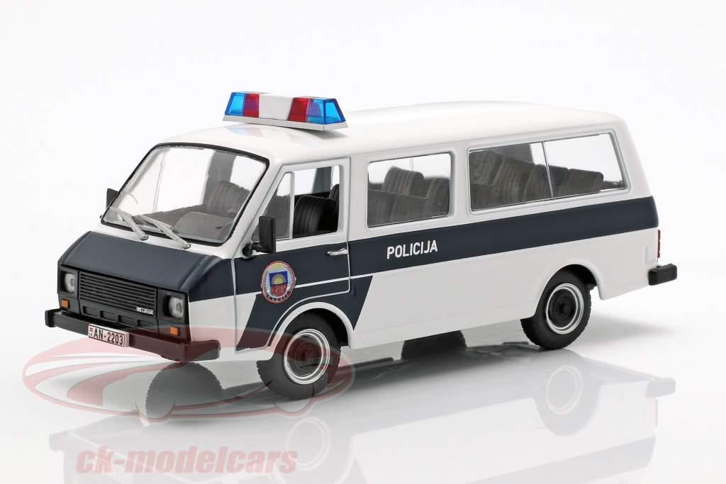 RAF-22038 Policija bianco / blu 1:43 Altaya