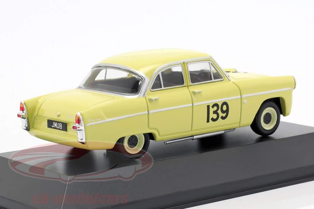 Ford Zephyr Six #139 BTCC Champion 1959 Jeff Uren 1:43 Atlas