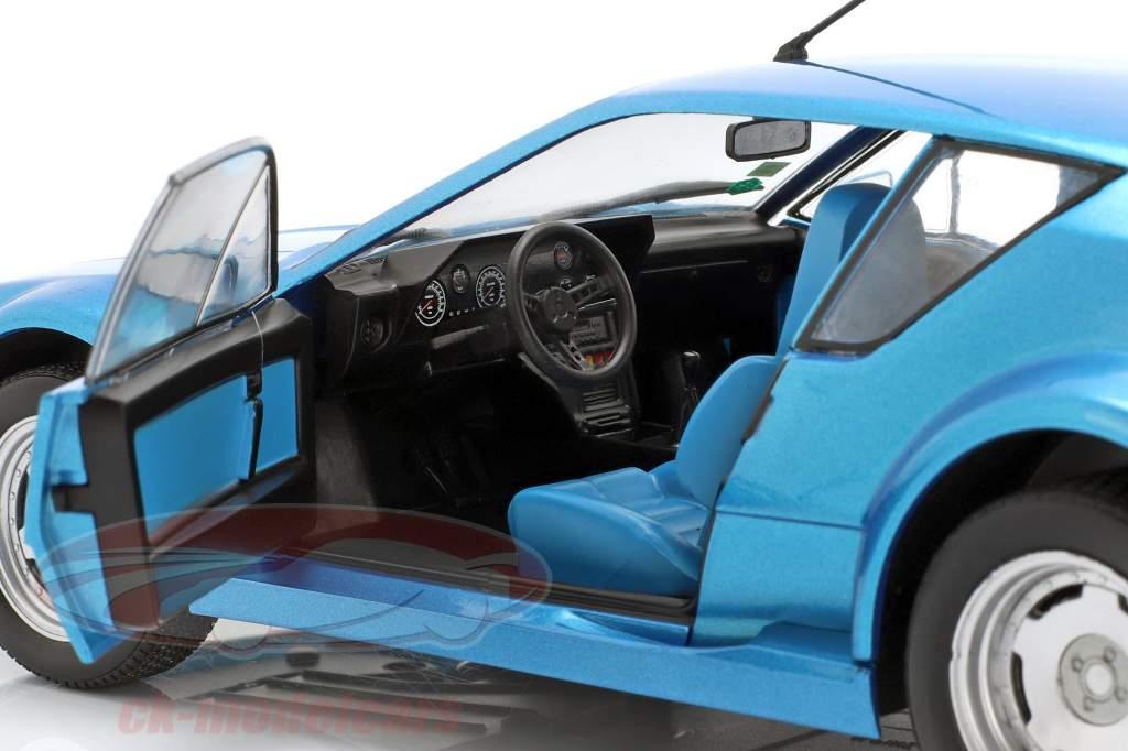 Alpine A310 Pack GT année de construction 1983-85 bleu métallique 1:18 Solido
