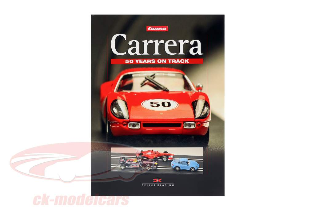 book: Carrera - 50 Years on Track / door Andreas A. Berse