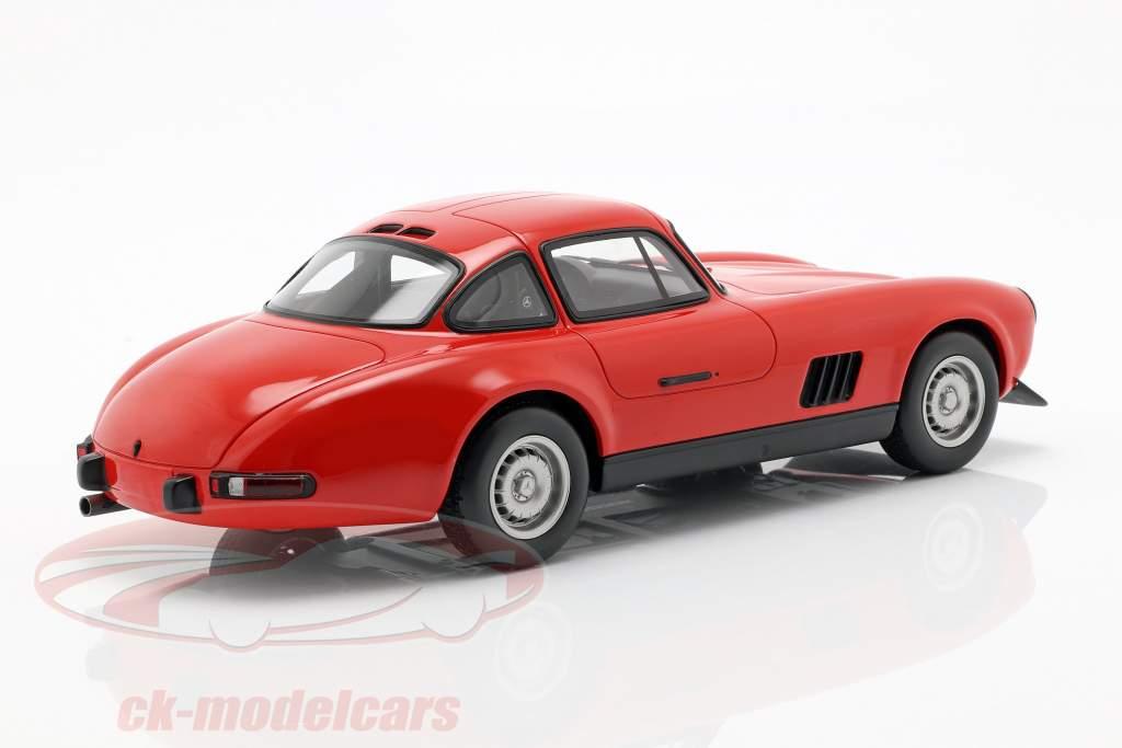Mercedes-Benz AMG 300 SL year 1974 red 1:18 OttOmobile