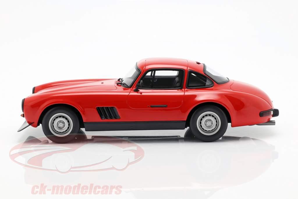 Mercedes-Benz AMG 300 SL Baujahr 1974 rot 1:18 OttOmobile