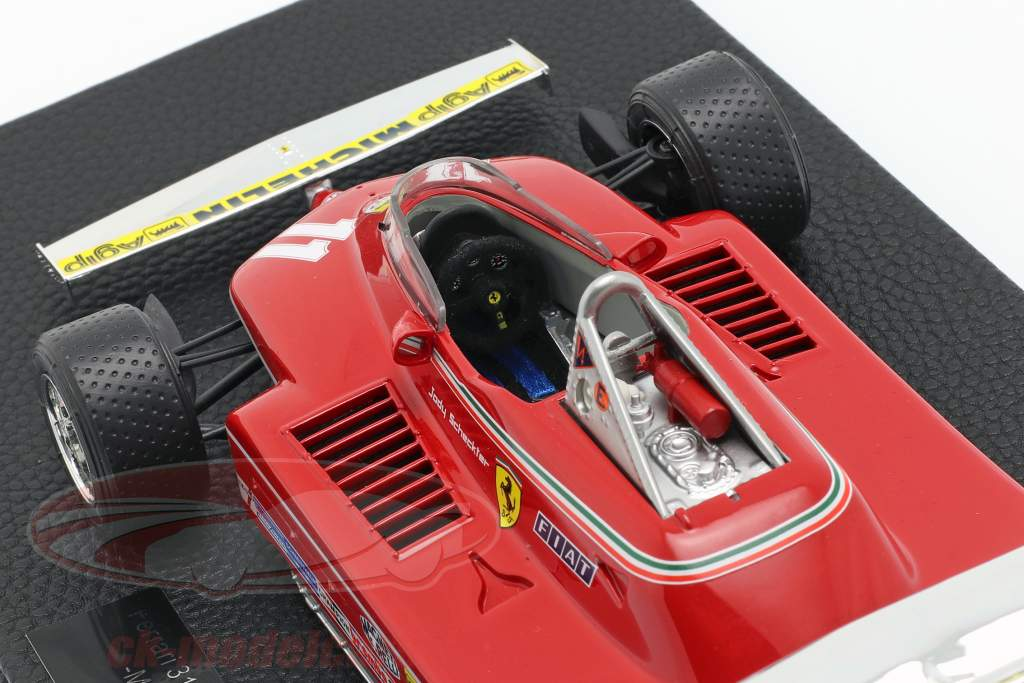J. Scheckter Ferrari 312T4 short spoiler #11 Weltmeister GP F1 1979 1:18 GP Replicas