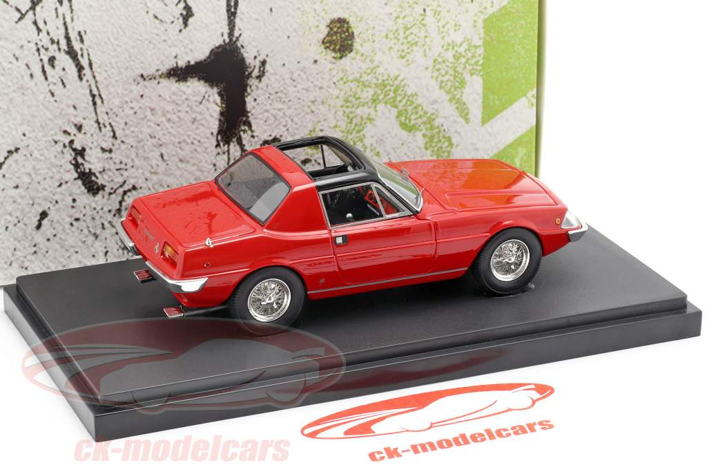 Ferrari 330 GTC Zagato year 1974 red 1:43 AutoCult