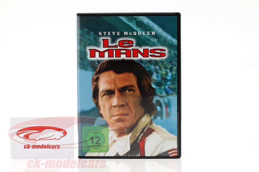Steve McQueen - Le Mans DVD