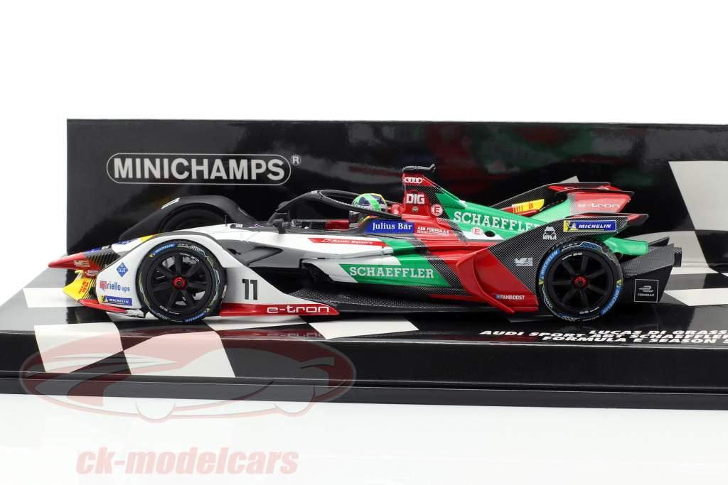 Lucas di Grassi Audi e-tron FE05 #11 formula E stagione 5 2018/19 1:43 Minichamps