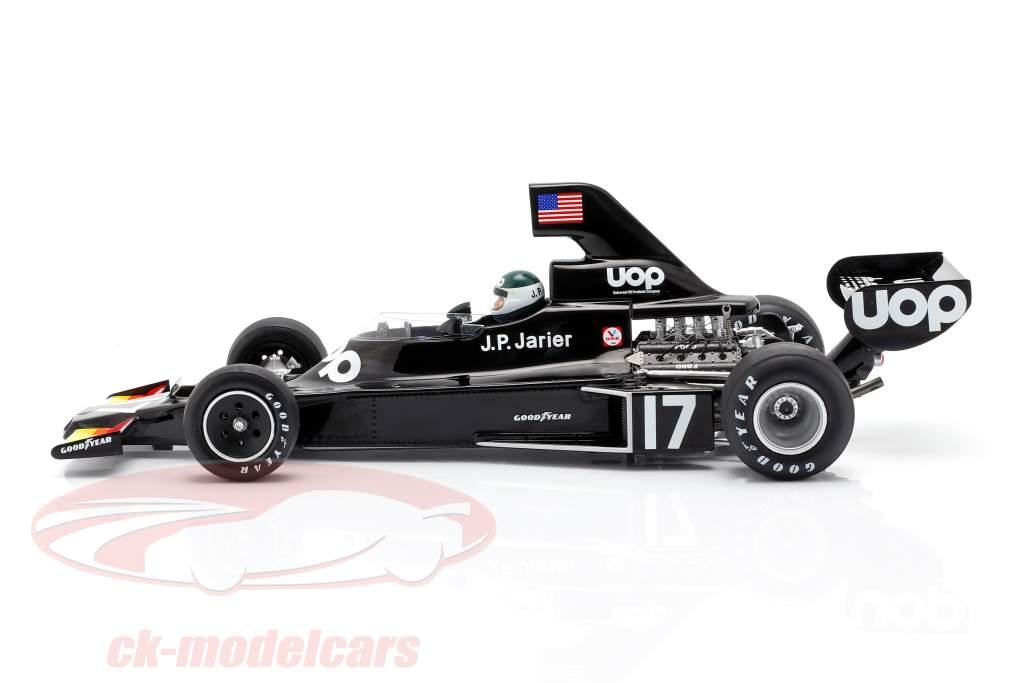 Jean-Pierre Jarier Shadow DN5 #17 Brazilian GP formula 1 1975 1:18 Spark