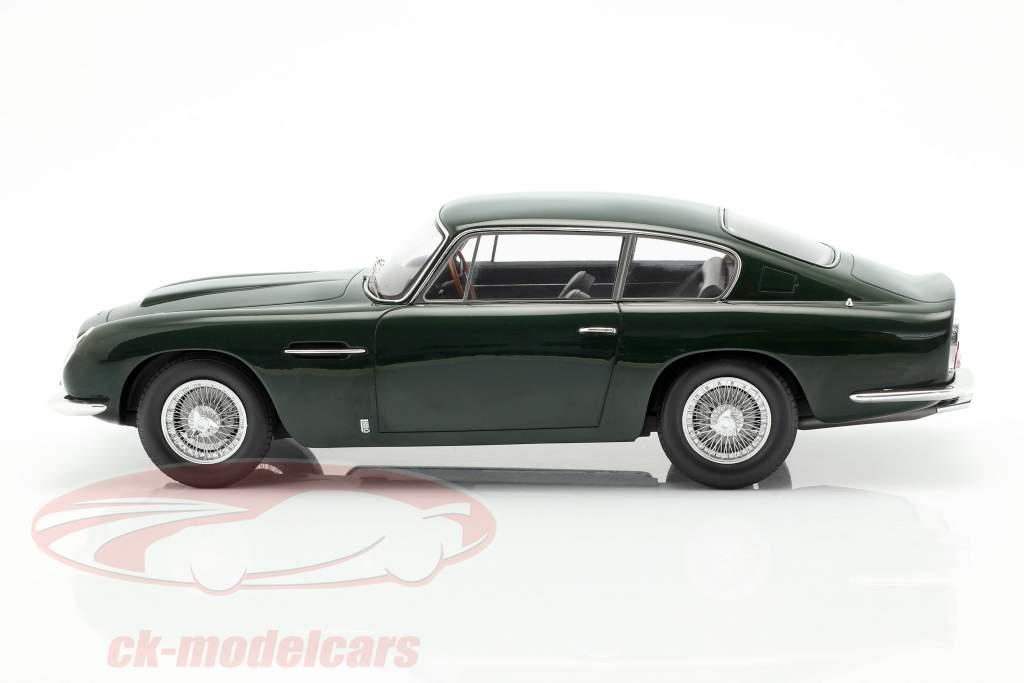 Aston Martin DB6 coupe anno di costruzione 1965 verde scuro 1:18 Spark