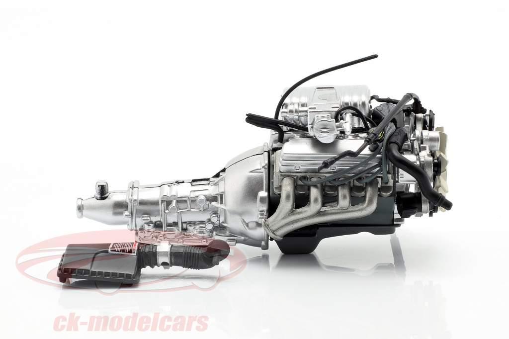 Ford 5.0 motor y transmisión (GMP 18822) 1:18 GMP