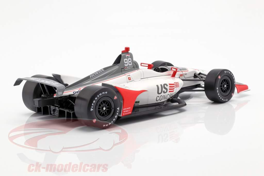 Marco Andretti Honda #98 Indycar Series 2019 Andretti Herta Autosport 1:18 Greenlight