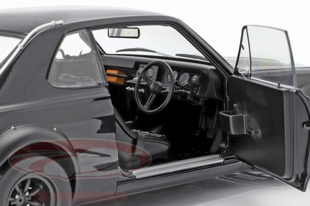 Nissan Skyline GT-R (KPGC-10) Racing année de construction 1972 noir 1:18 AUTOart
