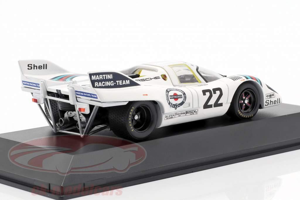 Porsche 917 K #22 ganador 24h LeMans 1971 Marko, van Lennep 1:43 Spark