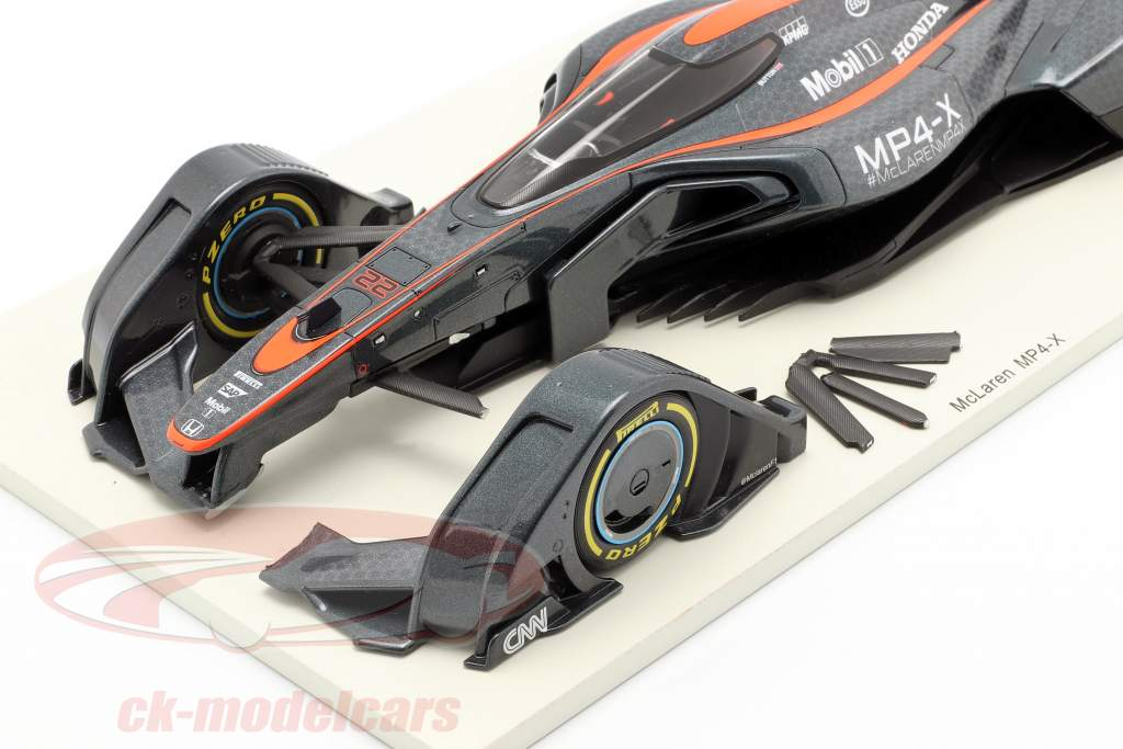 McLaren MP4-X #22 Concept Car 2016 1:18 Spark 2. elezione