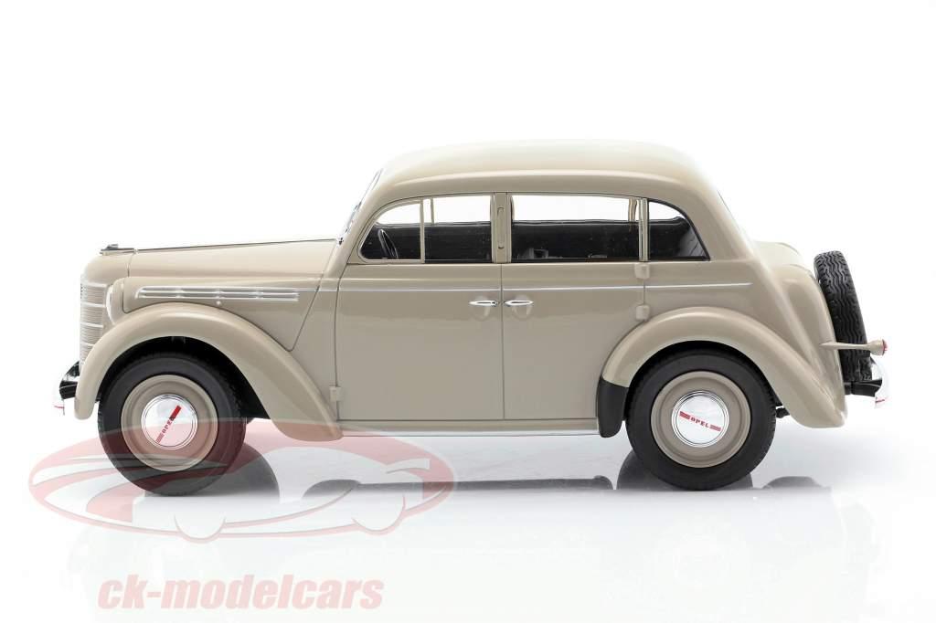 Opel Kadett K38 anno di costruzione 1938 abbronzatura 1:18 KK-Scale