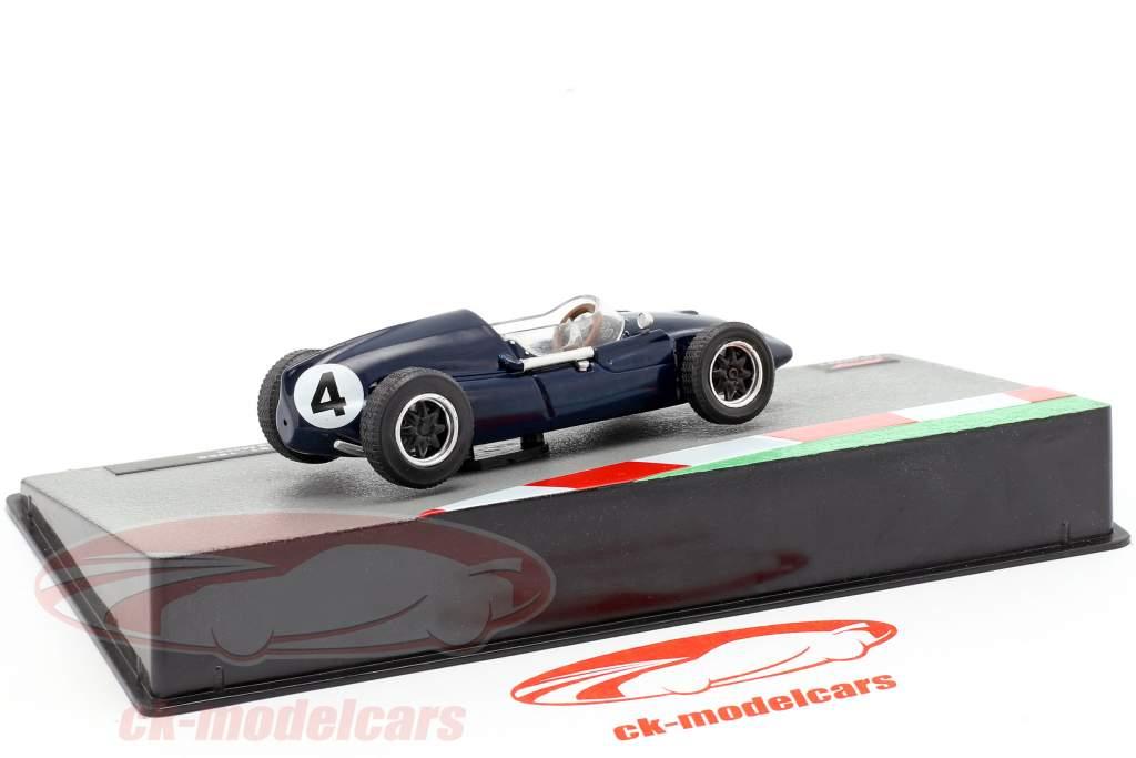 Stirling Moss Cooper T51 #4 fórmula 1 1959 1:43 Altaya
