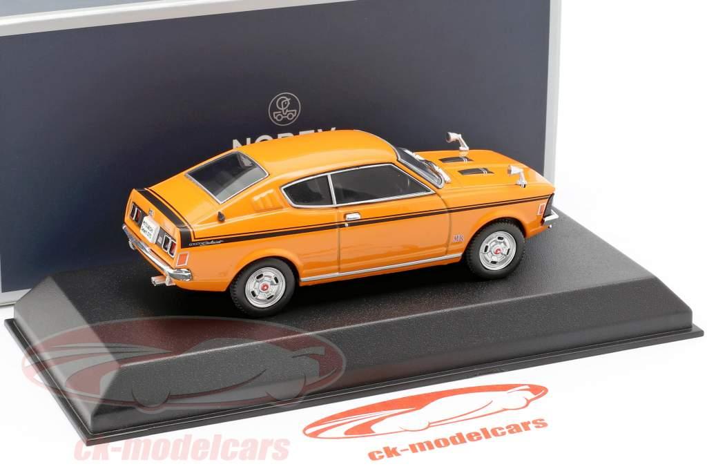 Mitsubishi Galant GTO built in 1970 orange 1:43 Norev