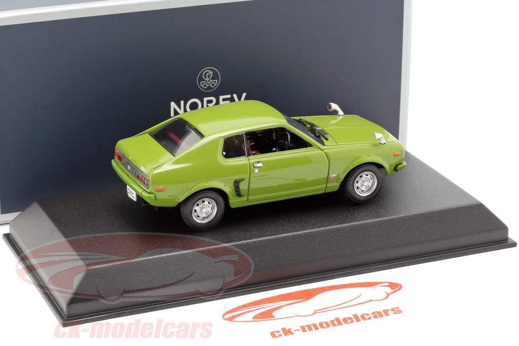 Mitsubishi Galant FTO GSR année de construction 1973 vert 1:43 Norev