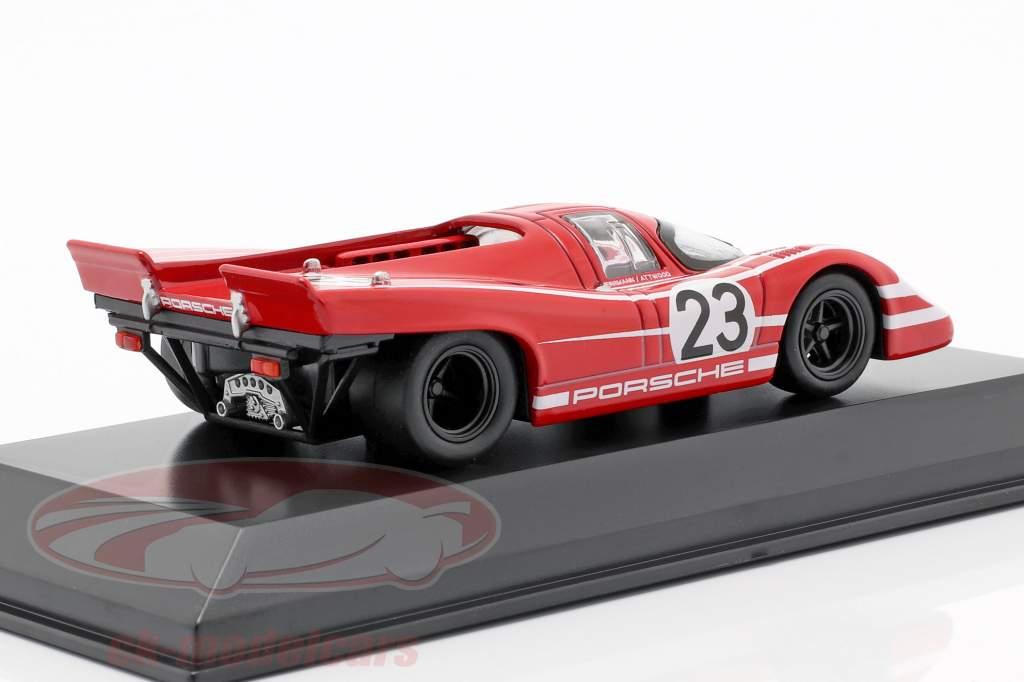 Porsche 917 K #23 Sieger 24h LeMans 1970 Porsche KG Salzburg 1:43 Welly