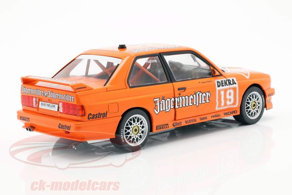 BMW M3 (E30) Sport Evolution #19 DTM 1992 Armin Hahne 1:18 Solido