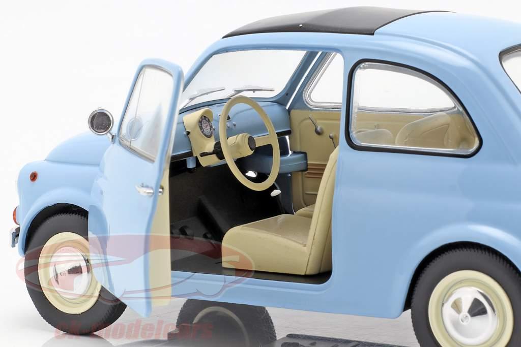 Steyr Puch 500 Baujahr 1969 hellblau 1:18 Solido