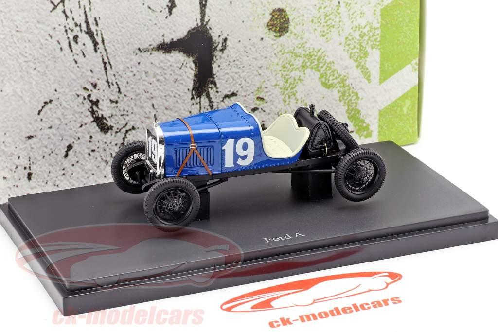 Ford A #19 Argentinië 1929 Juan Manuel Fangio 1:43 AutoCult