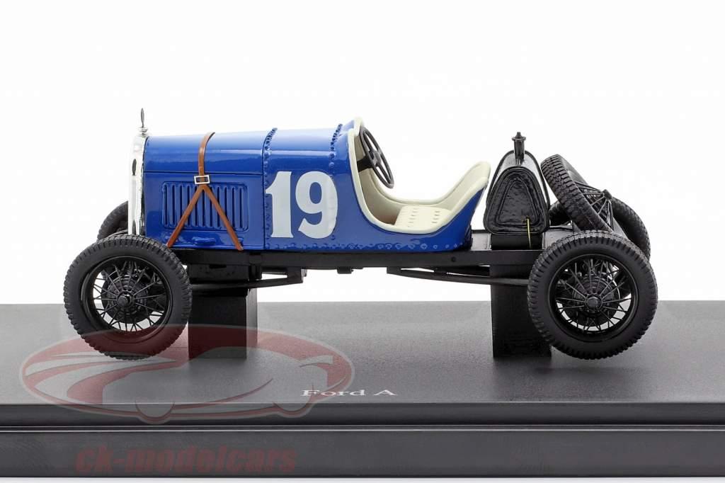 Ford A #19 Argentina 1929 Juan Manuel Fangio 1:43 AutoCult