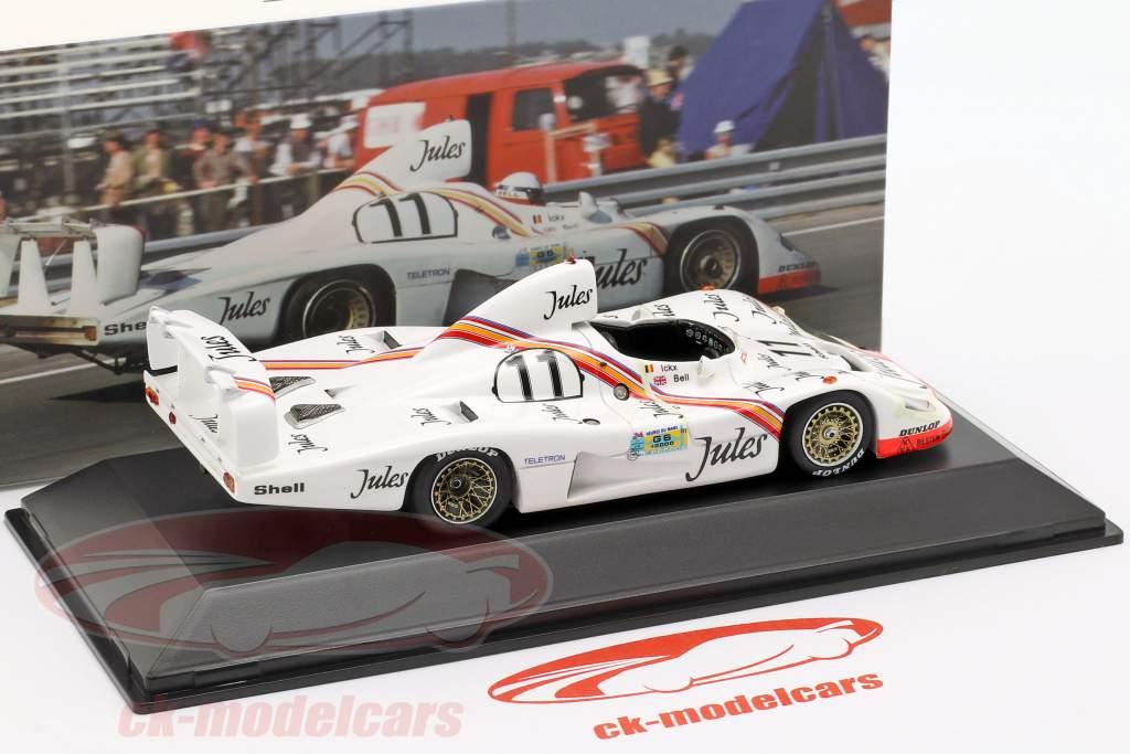 Porsche 936 #11 Vencedor 24h LeMans 1981 Jacky Ickx, Derek Bell 1:43 Spark