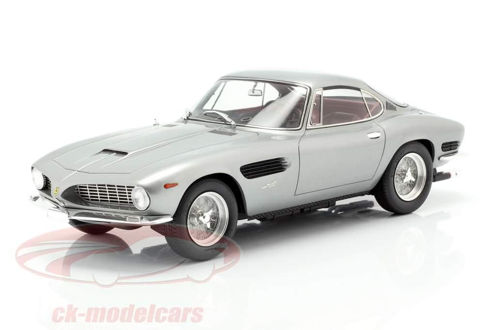 Ferrari 250GT Berlinetta Passo Corto Lusso Bertone Bouwjaar 1962 grijs metalen 1:18 Matrix