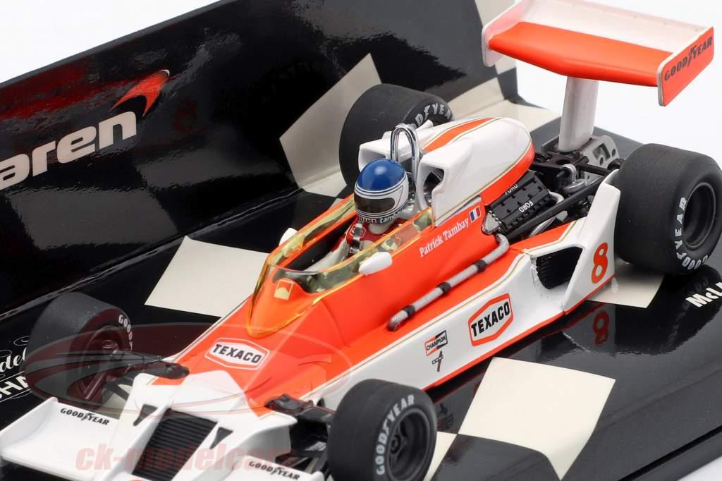 P. Tambay McLaren Ford M26 Fórmula 1 1978 1:43 Minichamps