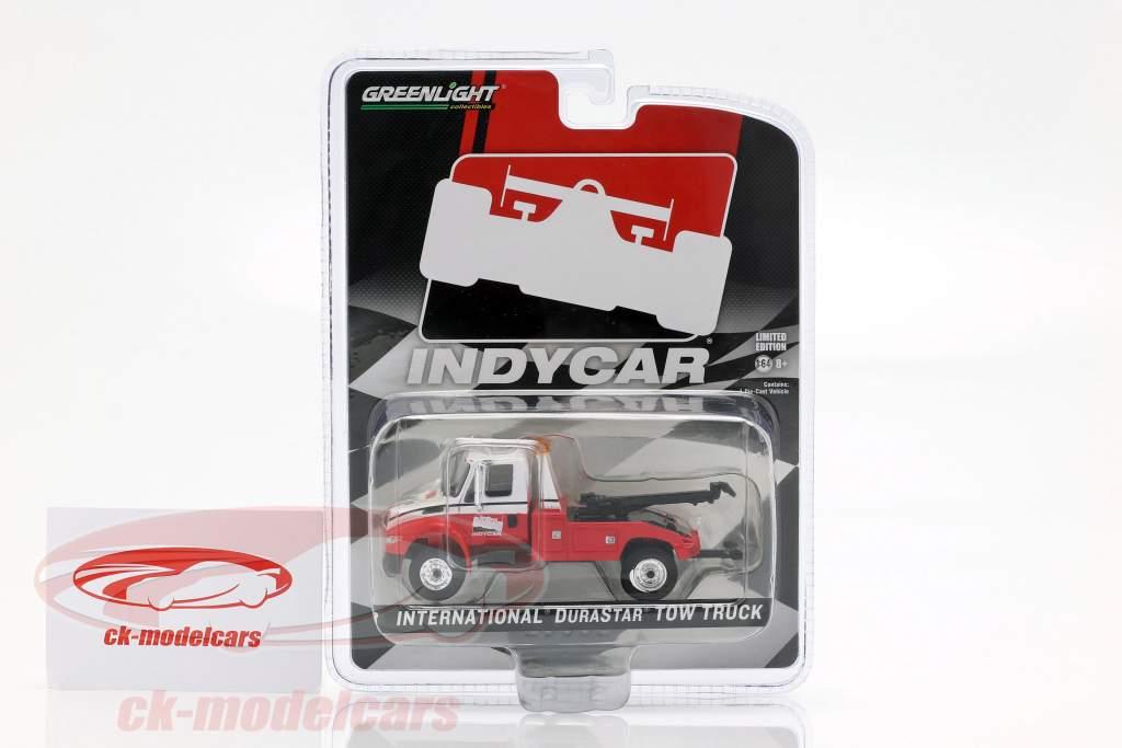 International DuraStar 4400 tow truck Indycar Series 2019 1:64 Greenlight
