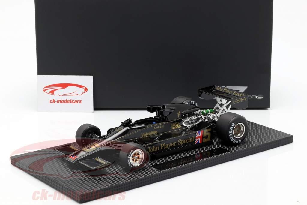 Mario Andretti Lotus 78 #5 Formel 1 1977 1:18 GP Replicas