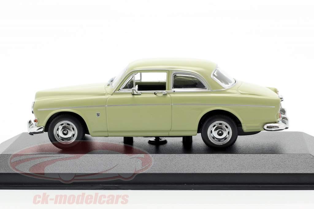 Volvo 121 Amazon Bouwjaar 1966 licht groen 1:43 Minichamps