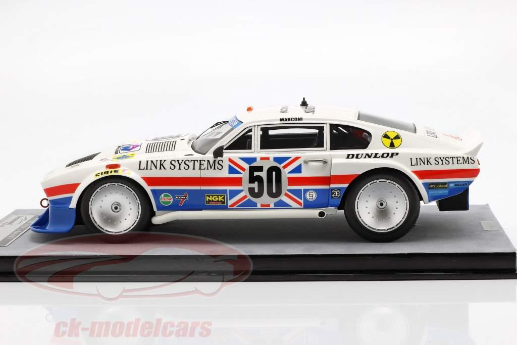 Aston Martin AM V8 #50 24h LeMans 1979 Hamilton, Salmon, Preece 1:18 Tecnomodel