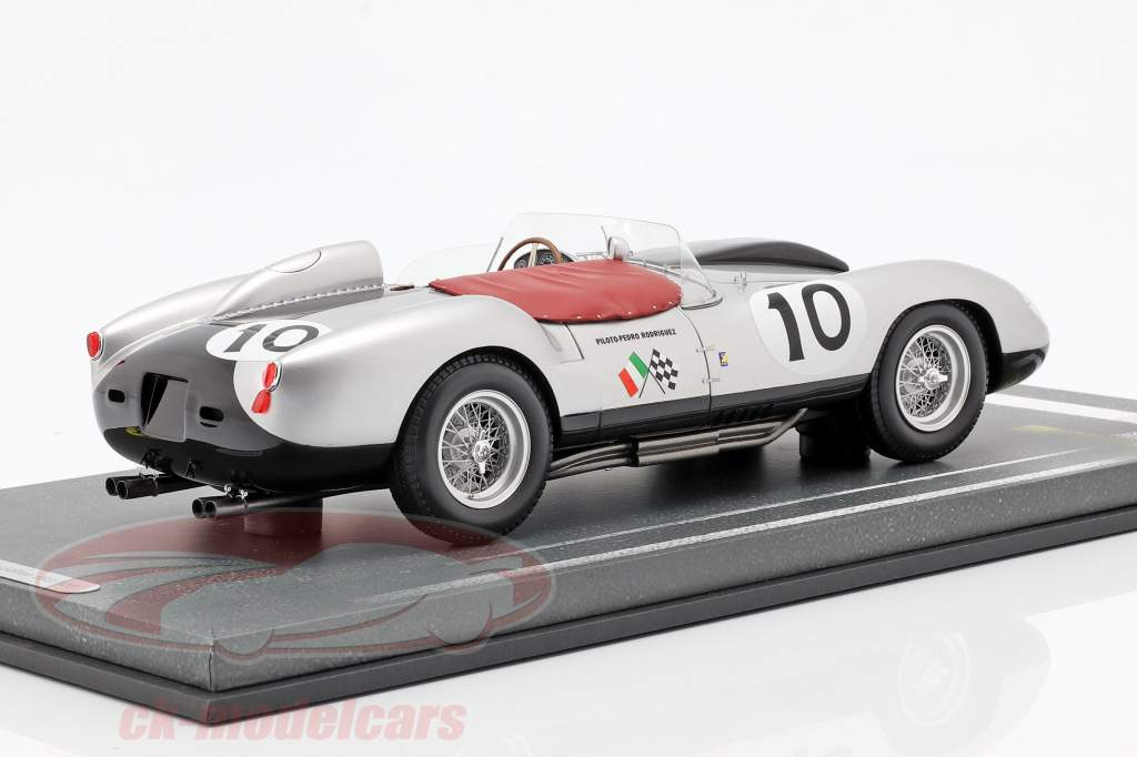 Ferrari 250 TR58 #10 2e Nassau Trophy Race 1958 Pedro Rodriguez 1:18 BBR