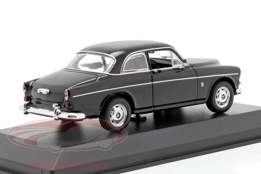 Volvo 121 Amazon anno di costruzione 1966 nero 1:43 Minichamps