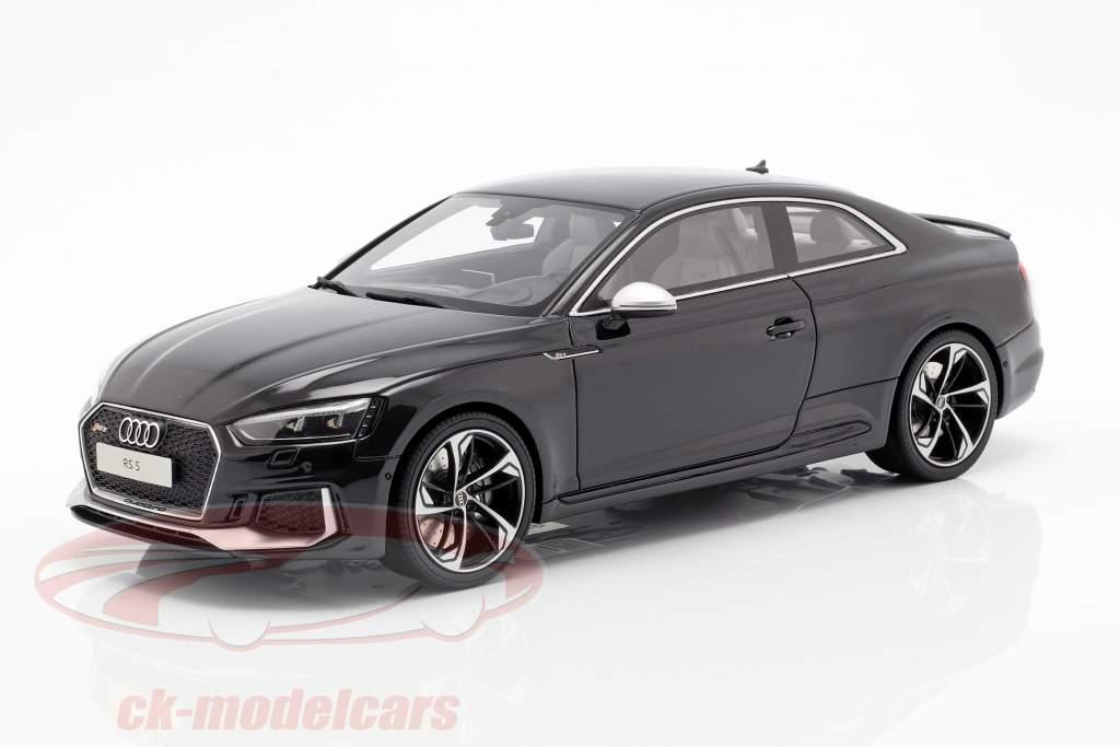 Audi RS5 Opførselsår 2017 sort 1:18 GT-Spirit