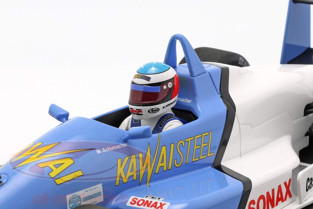 M. Schumacher Spiess F903 #3 ganador primero Int. F3 liga Fuji pista de carreras 1990 1:18 Minichamps