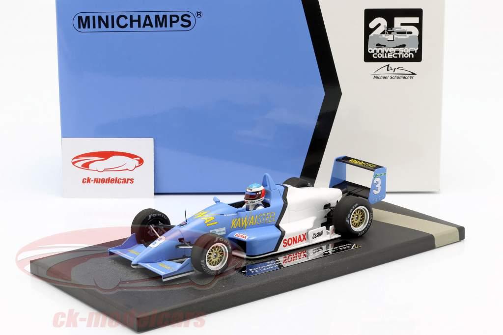 M. Schumacher Spiess F903 #3 winnaar 1 Int. F3 liga Fuji Speedway 1990 1:18 Minichamps