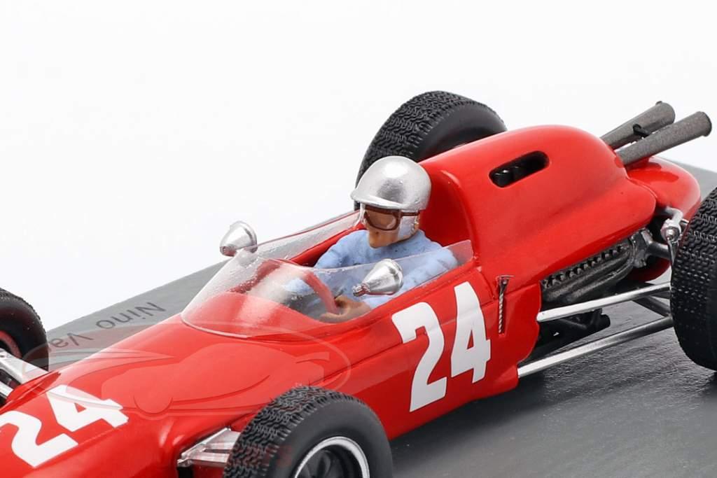 Nino Vaccarella lotus 24 #24 italiensk GP formel 1 1962 1:43 Spark