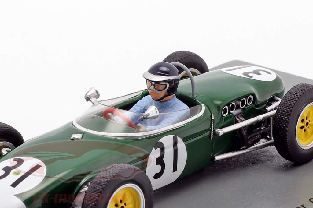 Jim Clark Lotus 18 #31 Winner Oulton Park Formula Junior 1960 1:43 Spark
