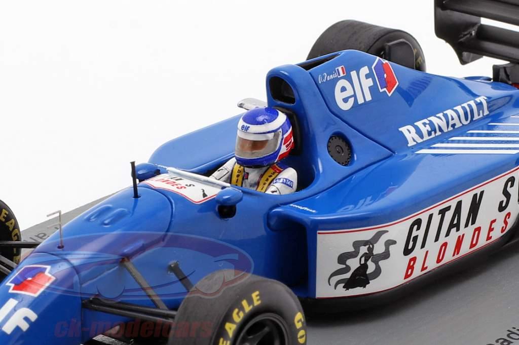 Olivier Panis Ligier JS39B #26 Canadian GP formula 1 1994 1:43 Spark